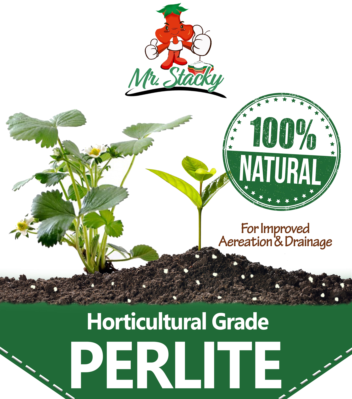 Horticultural Grade Perlite 4 CU FT (113 Liters)